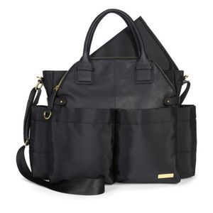 Skip Hop Chelsea Diaper Bag in Black